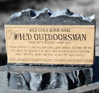 The Crafty Chook Wild Outdoorsman Soap