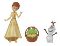 Frozen II: Anna & Olaf - Small Doll Set