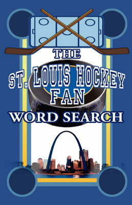 The St. Louis Hockey Fan Word Search image