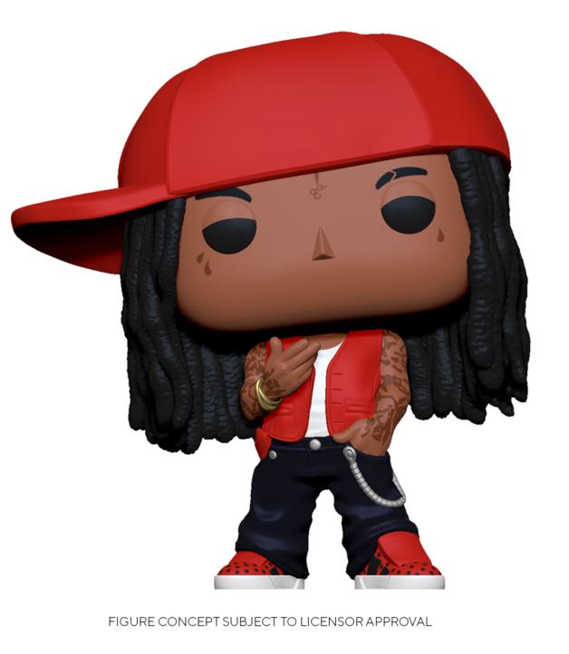 Lil Wayne - Pop! Vinyl Figure