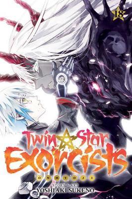 Twin Star Exorcists, Vol. 18 by Yoshiaki Sukeno
