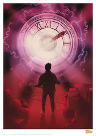 Back to the Future: Premium Art Print - Too Darn Loud image
