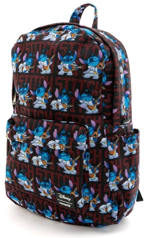 Loungefly: Lilo and Stitch - Stitch Elvis Print Backpack