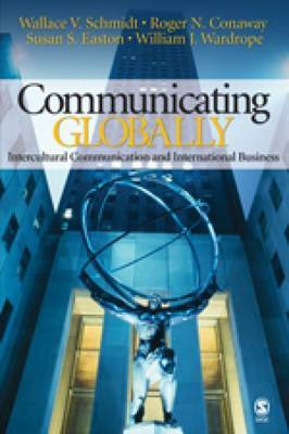 Communicating Globally by Wallace V. Schmidt image
