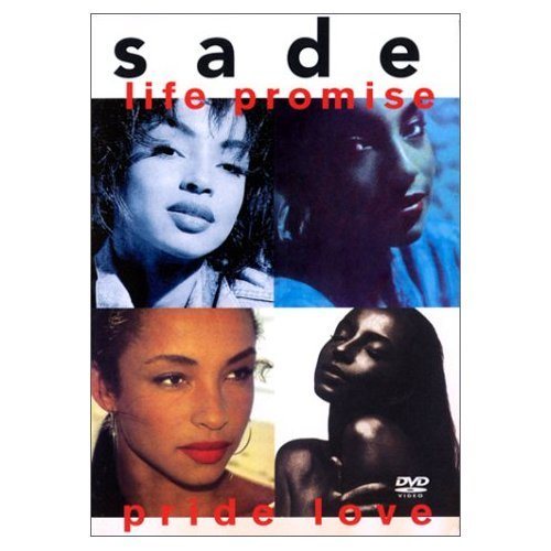 Sade - Life Promise Pride Love on DVD