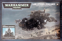 Warhammer 40,000 Dark Angels Land Speeder Vengeance
