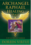 Archangel Raphael's Healing Oracle Cards (Deck & Guidebook) by Doreen Virtue