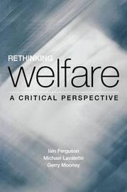 Rethinking Welfare by Iain Ferguson image