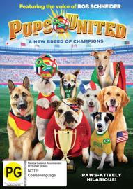 Pups United on DVD
