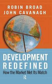Development Redefined by Robin Broad