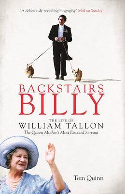 Backstairs Billy by Tom Quinn