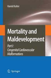 Mortality and Maldevelopment by Harold Kalter image