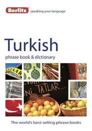 Berlitz Phrase Book & Dictionary Turkish by APA Publications Limited