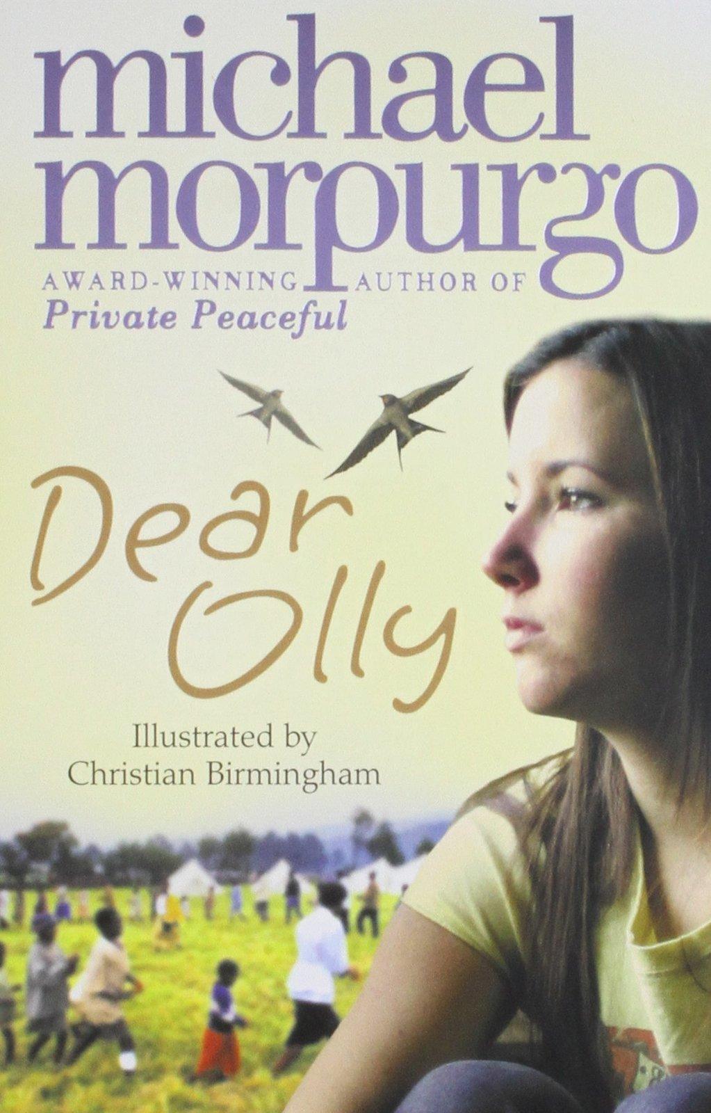 Dear Olly by Michael Morpurgo image