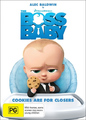 The Boss Baby on DVD