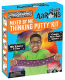 Crazy Aarons Thinking Putty: Holographic Mixed by Me Putty Kit