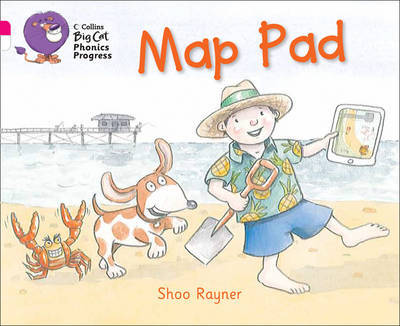 Map Pad by Shoo Rayner