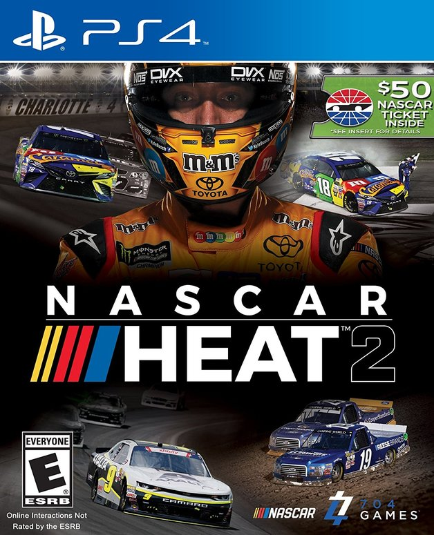 NASCAR Heat 2 for PS4