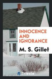 Innocence and Ignorance by M S Gillet image