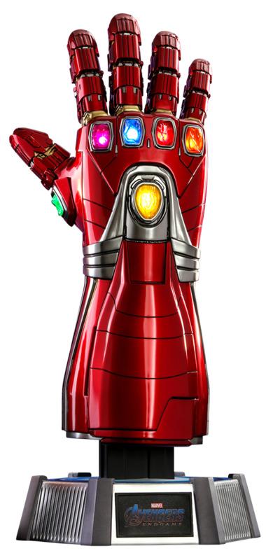 Avengers: Endgame - Nano Gauntlet - 1:1 Scale Life-Size Replica