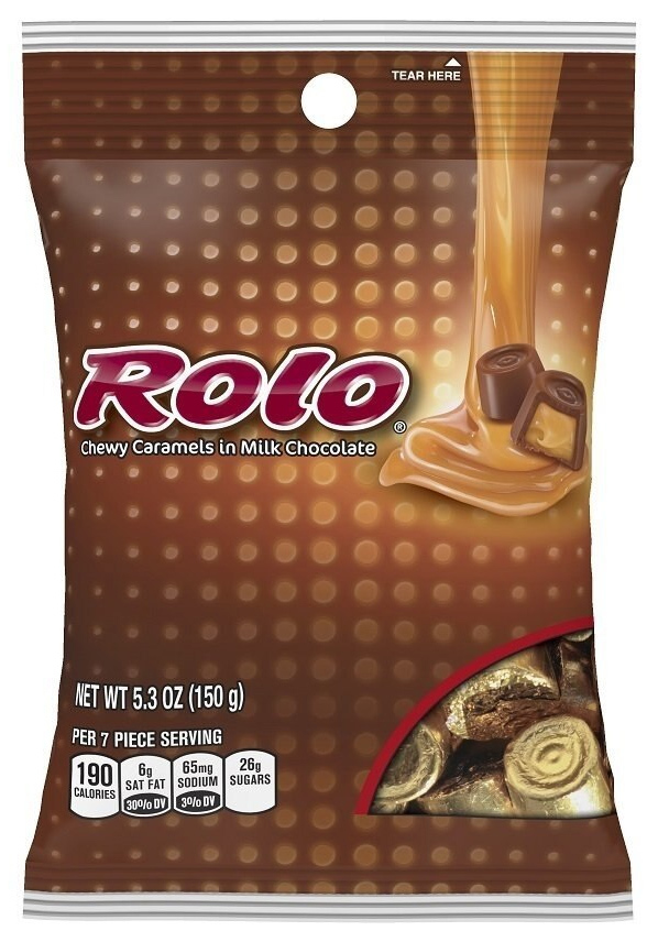 Rolo Individually Wrapped 150g image