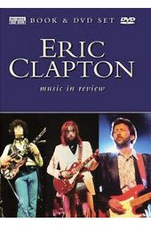 Eric Clapton - Music in Review (DVD + Book) on DVD