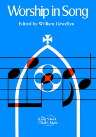 Worship in Song: Full Music Edition by William Llewellyn image