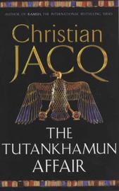 The Tutankhamun Affair by Christian Jacq image