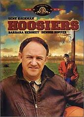 Hoosiers on DVD