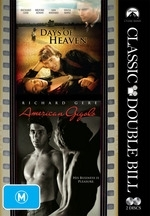 Days Of Heaven / American Gigolo - Classic Double Bill (2 Disc Set) on DVD