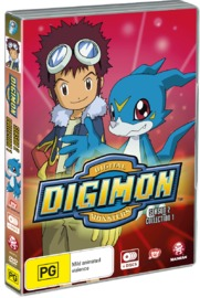 Digimon: Digital Monsters 02 (2000) Season 2 Collection 1 (Eps 1-25) on DVD image