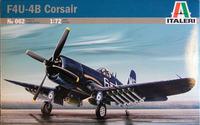 Italeri F-4U/4B Corsair 1:72 Model Kit