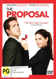 The Proposal on DVD