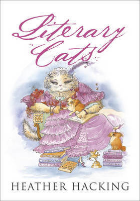 Literary Cats by Heather Hacking