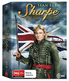 Sharpe - Complete Collection Box Set DVD