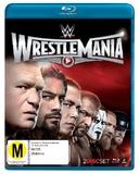 WWE - Wrestlemania 31 on Blu-ray