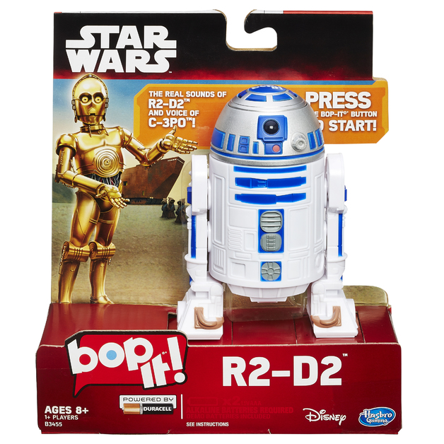 Star Wars Bop It R2 D2 Edition Toy At Mighty Ape Australia