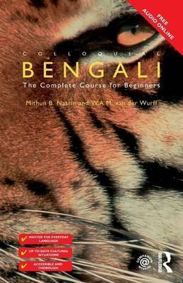 Colloquial Bengali by Mithun B Nasrin image