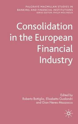 Consolidation in the European Financial Industry image
