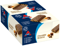 Atkins Advantage Bars - Chocolate Brownie (15 x 60g)