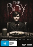The Boy on DVD