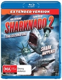 Sharknado 2: The Second One on Blu-ray