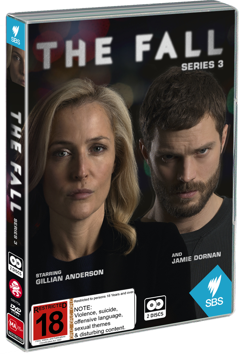 The Fall - Series 3 on DVD image
