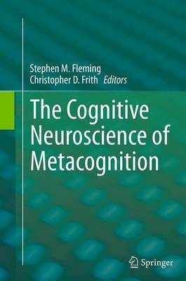The Cognitive Neuroscience of Metacognition   In-Stock - Buy