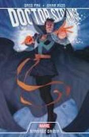 Doctor Strange: Strange Origin by Greg Pak