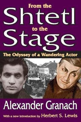 From the Shtetl to the Stage image