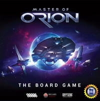 Masters of Orion - The Board Game
