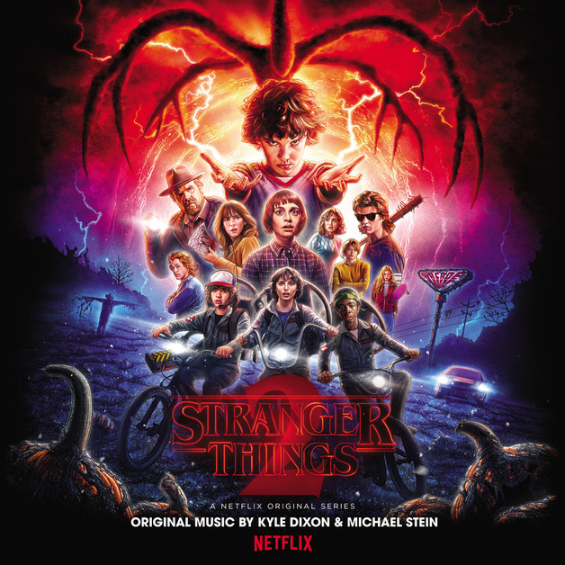 Stranger Things 2 (Netflix OST) by Kyle Dixon & Michael Stein