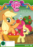 My Little Pony: Friendship Is Magic: Where The Apple Lies on DVD