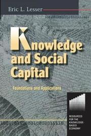 Knowledge and Social Capital by Eric Lesser image